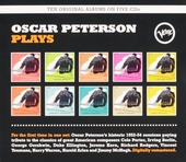 Oscar Peterson plays