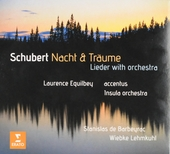 Nacht & Träume : lieder with orchestra