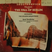 Film music from The Fall of Berlin