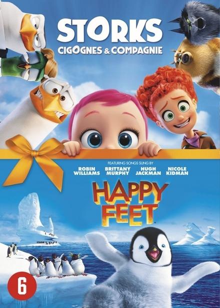 Storks ; Happy feet