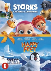 Storks ; Happy feet