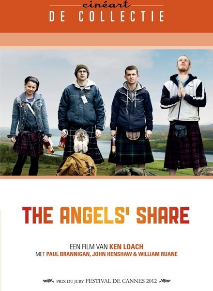 The angels' share