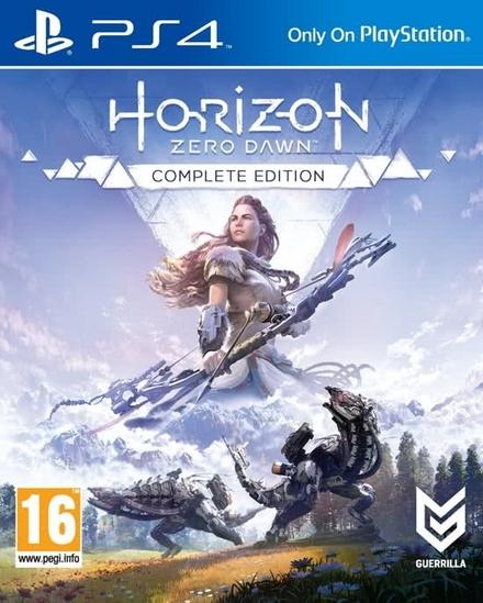 Horizon zero dawn : complete edition