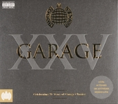 Garage XXV : Celebrating 25 years of garage classics