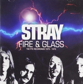 Fire & Glass : The Pye recordings 1975-1976