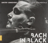 Bach in black