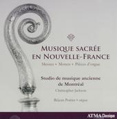 Musique sacrée en Nouvelle-France
