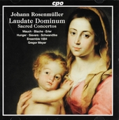 Festmusiken : Sacred concertos