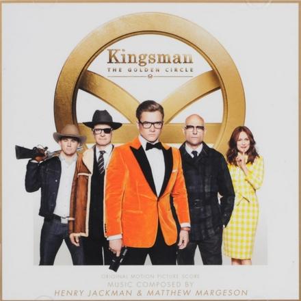 Kingsman : the golden circle : original motion picture score