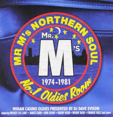 Mr M's nothern soul 1974-1981