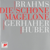 Die schöne Magelone : 15 Romanzen aus Ludwig Tiecks Magelone, op. 33