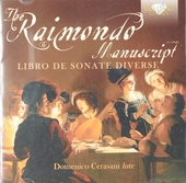The Raimondo manuscript : Libro de sonate diverse