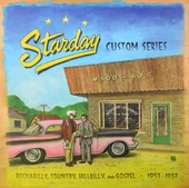 Steady custom series #500 - 675 : Rockabilly, country, hillbilly and gospel 1953-1957