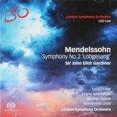 Symphony no 2 'Lobgesang'
