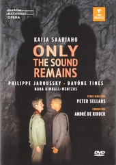 Only the sound remains : two Noh plays