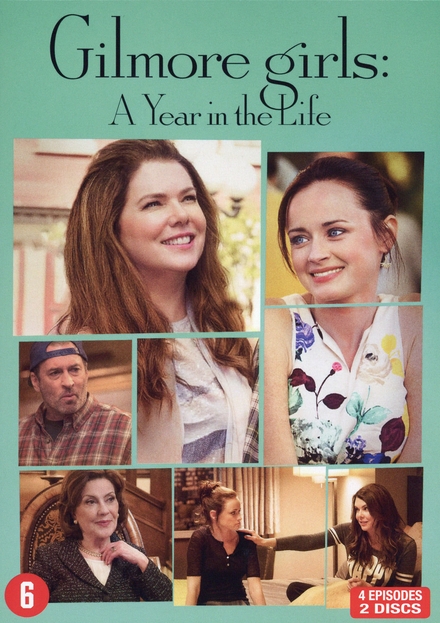 Gilmore girls : a year in the life
