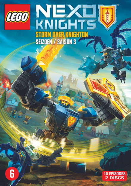 Lego Nexo knights. Seizoen 3, Storm over Knighton