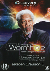 Through the wormhole. Season five