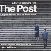 The post : original motion picture soundtrack