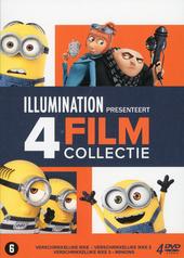 Illumination presenteert 4 film collectie : Verschrikkelijke ikke ; Verschrikkelijke ikke 2 ; Verschrikkelijke ikke...