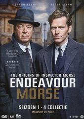Endeavour Morse. Seizoen 1 - 4 collectie