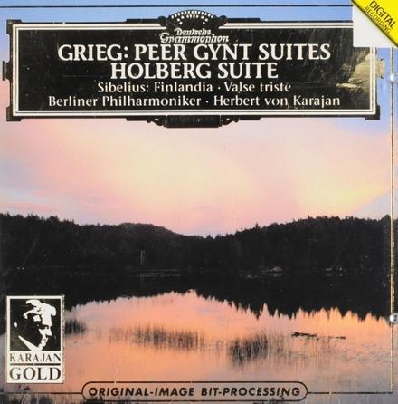 Peer Gynt suites