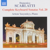Complete keyboard sonatas vol.20. vol.20