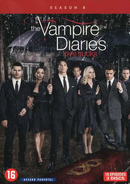 The vampire diaries : love sucks. Season 8