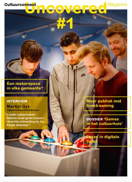 Cultuurconnect magazine