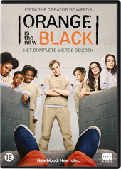Orange is the new black. Het complete vierde seizoen