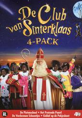 De Club van Sinterklaas 4-pack