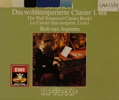 The well-tempered clavier book 1, BWV 846-869