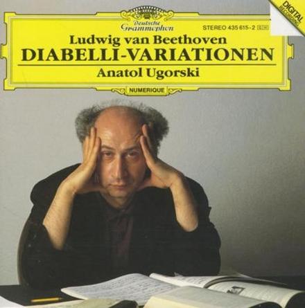 33 Veränderungen über einen Walzer von Anton Diabelli, op.120
