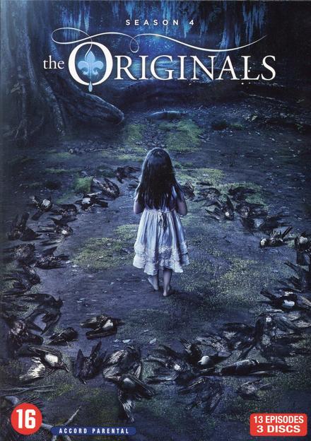 The originals. Seizoen 4