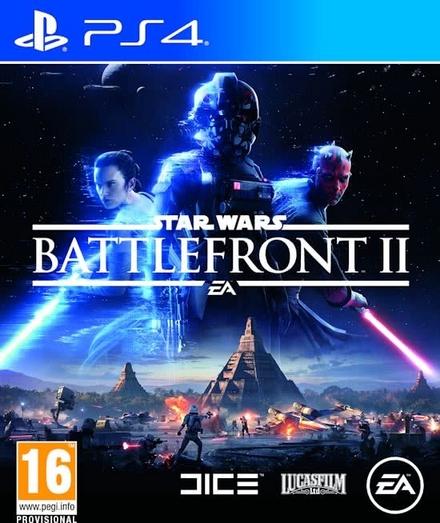 Star Wars : battlefront II