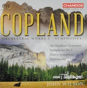 Orchestral works. 3, Symphonies