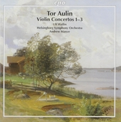 The violin concertos 1-3