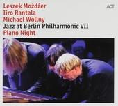 Jazz at Berlin Philharmonic : Piano night