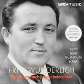 Musik vor Bach