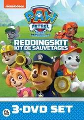 Reddingskit : 3-dvd set