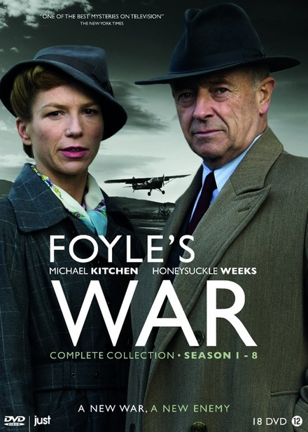 Foyle's war : complete collection. Season 1-8