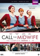 Call the midwife. The complete series 1 - 6
