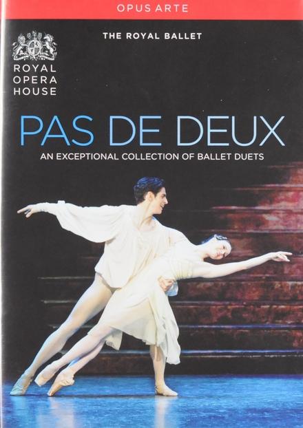 Pas de deux : an exceptional collection of ballet duets