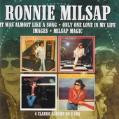 It was almost like a song ; Only one love in my life ; Images ; Milsap magic