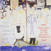 Recorded music of the African diaspora