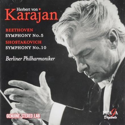 Karajan: Beethoven - Shostakovich