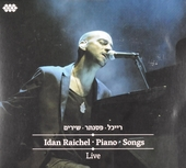 Piano songs : Live