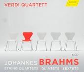 String quartets, quintets, sextets