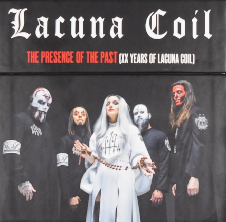 The presence of the past : XX years of Lacuna Coil