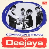 Coming on strong : The best of the Deejays